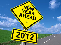 New Year 2012 for thought leaders