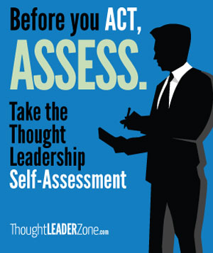 take a thought leadership self test
