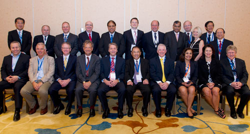 gwi water leadership group at singapore international water week 2012