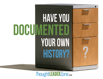 file cabinet have you documented your professional history