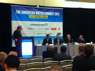 speakers at american water summit 2013